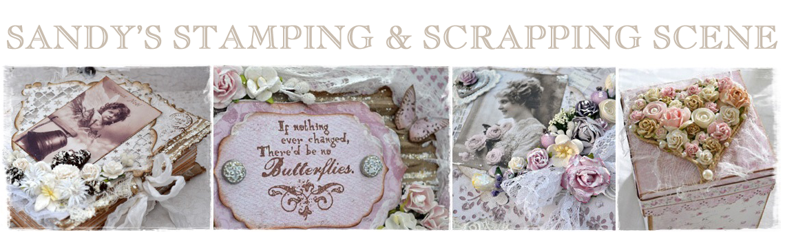Sandy's Stamping & Scrapping Scene